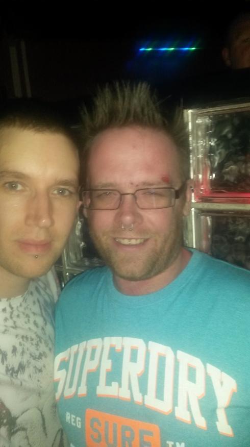 Stuart and Me