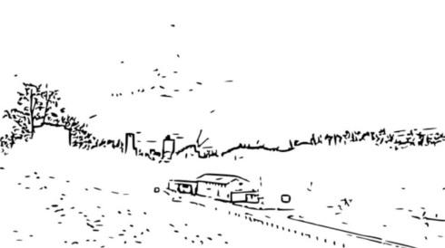 Cityscape isolation